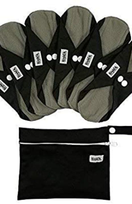 12 Best Reusable Pads 2021 {Menstrual Cloth Pads}