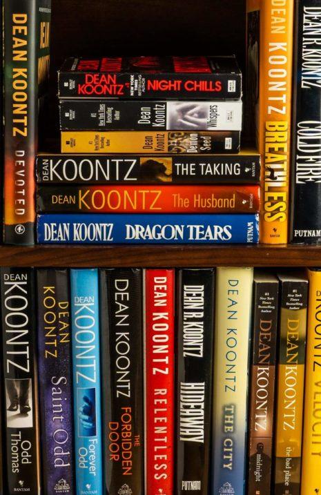 Best Dean Koontz Books