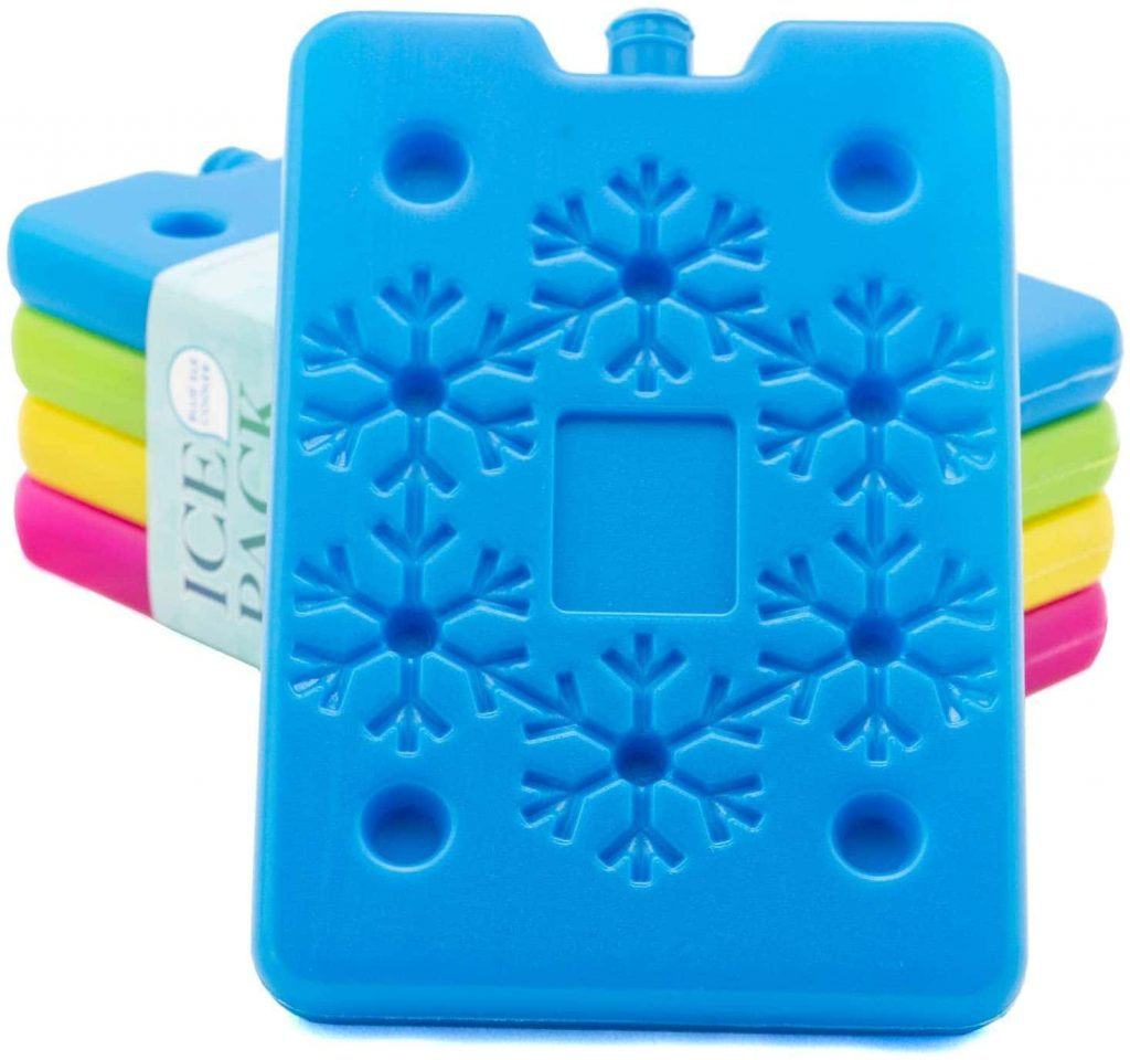 Blue Ele Ice Pack for Coolers min