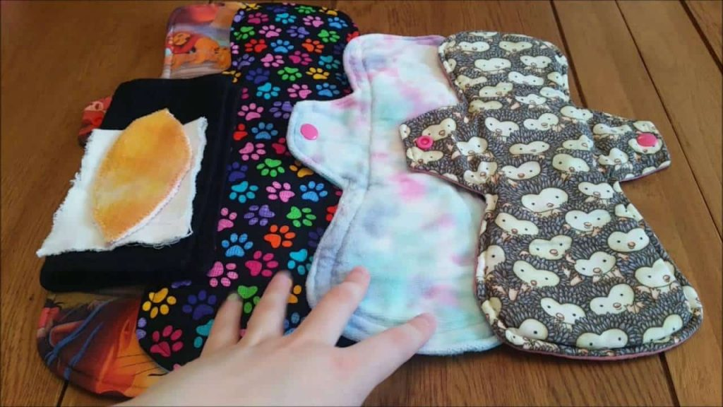 Factors To Consider Before Buying Reusable Cloth Menstrual Pads min