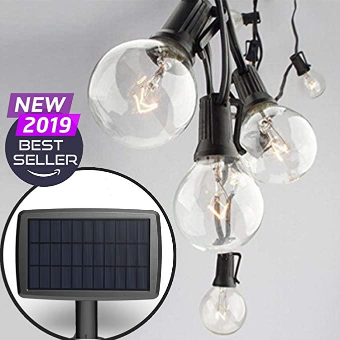 Sunlitec LED Solar String Lights