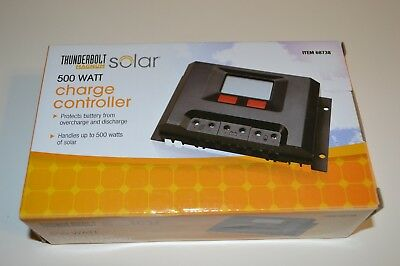 Thunderbolt Magnum Solar 500 Watt Charge Controller