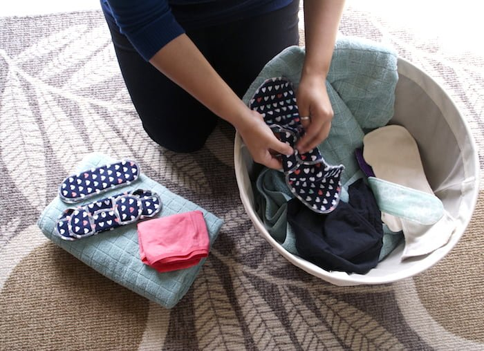 Why Purchase Reusable Cloth Menstrual Pads