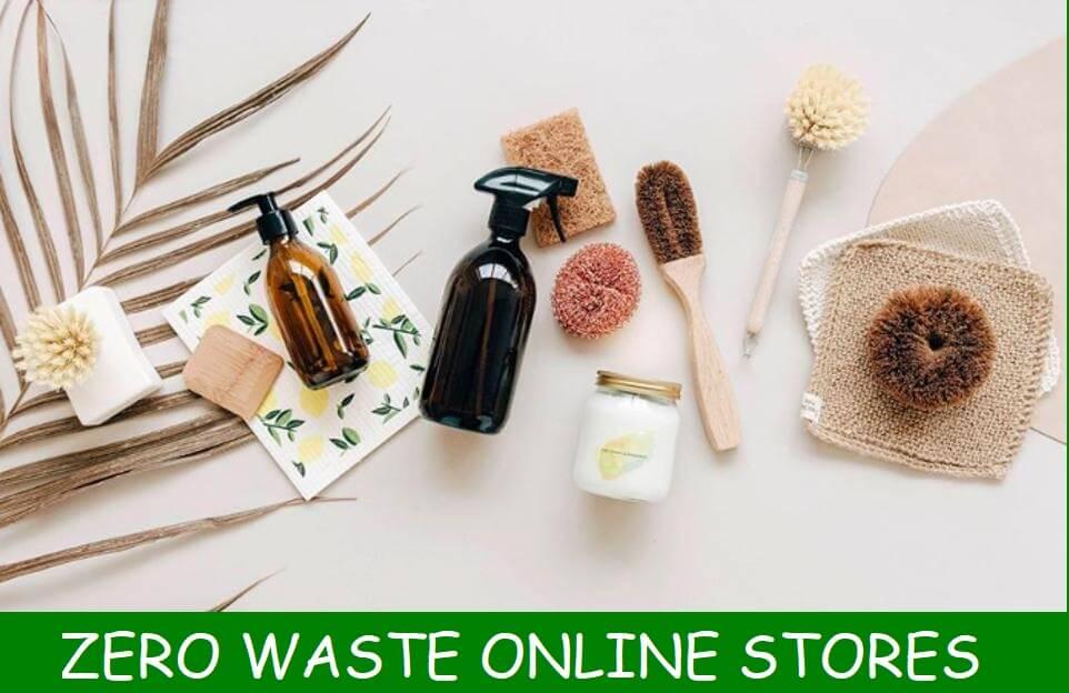 ZERO waste online stores