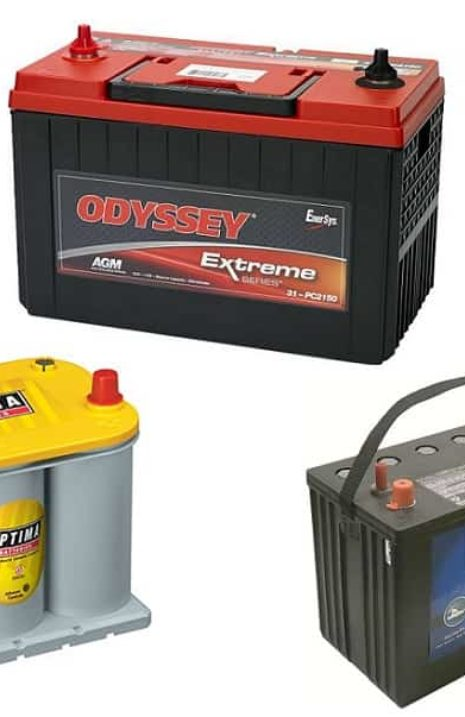 Best Deep Cycle Battery Reviews in 2020