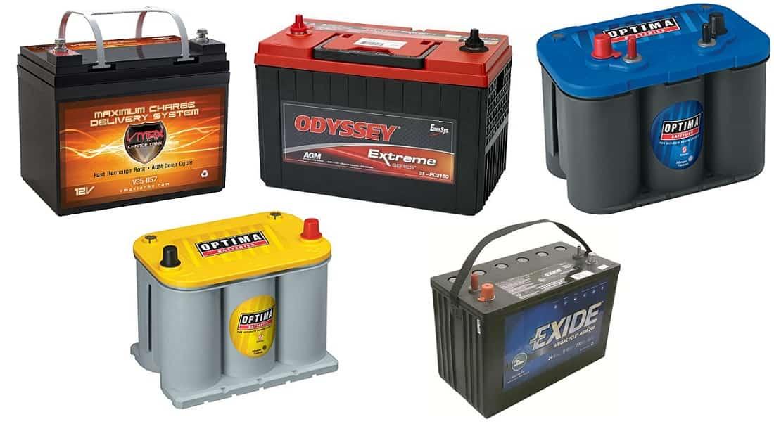 BEST RV Deep Cycle Battery-min