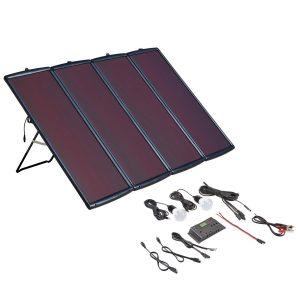 Thunderbolt Magnum Solar 100 Watt solar panel kit