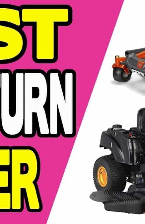 7 Best Zero Turn Mower for Hills
