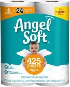 Angel Soft Toilet Paper min