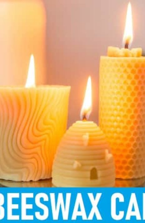 10 Best Beeswax Candles in the UK