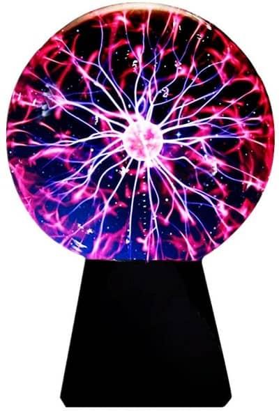 Lebbeen Glass Plasma Ball