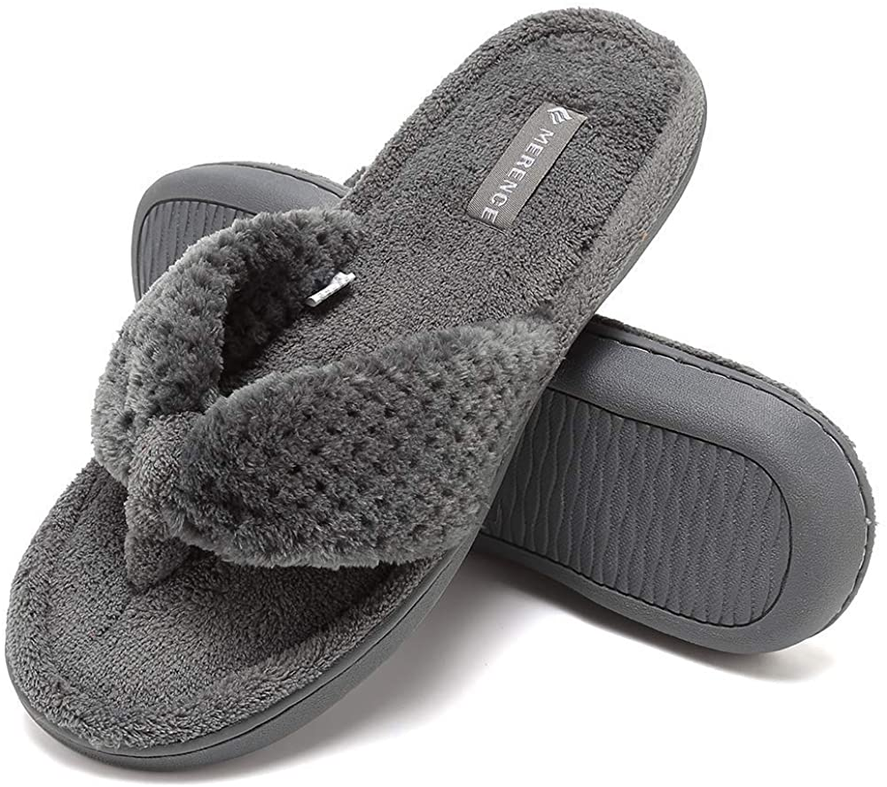 CIOR Fantiny Cozy Memory Foam Breathable slippers