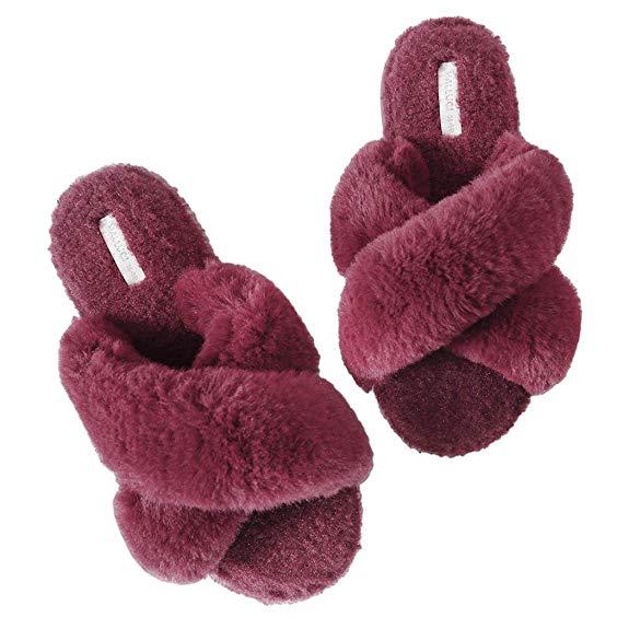 Halluci cross band Sweaty Feet slippers