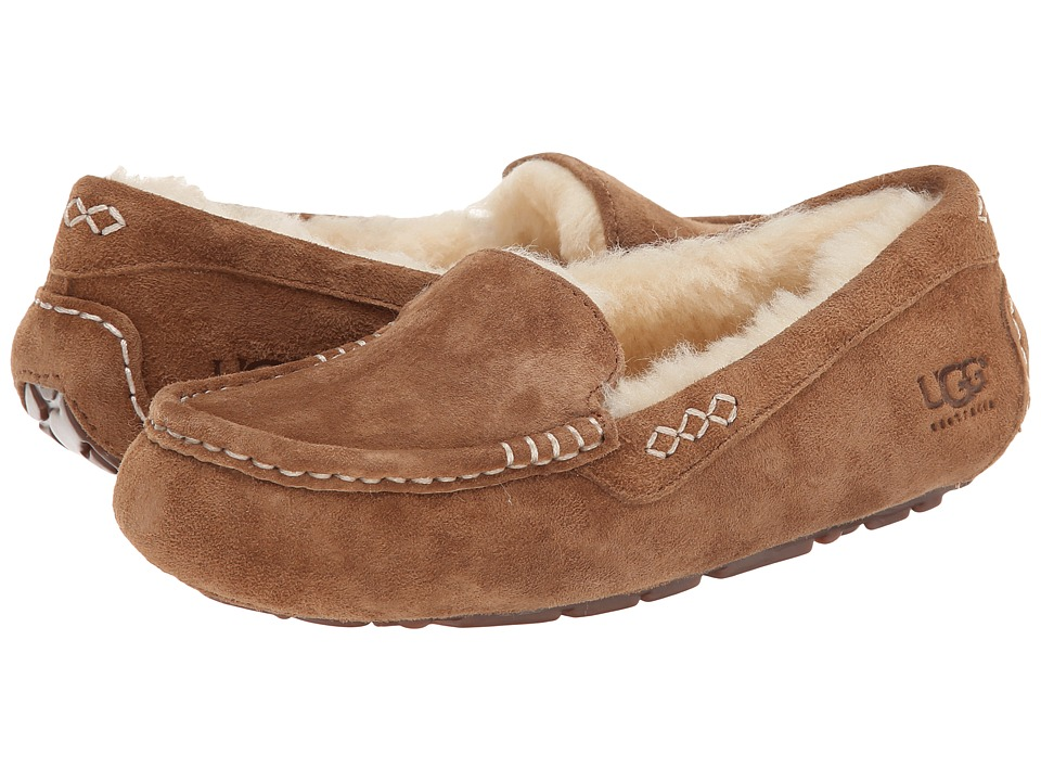 UGG Ansley Chestnut Womens Slippers