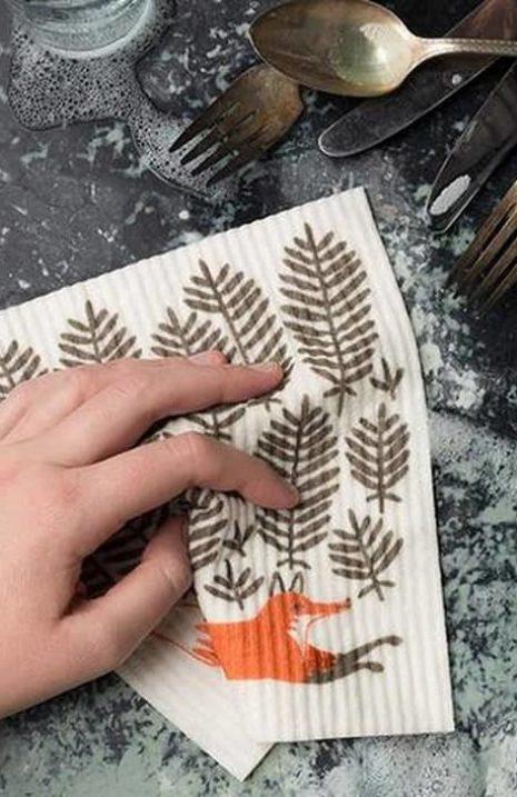 Swedish Dishcloth – Reusable, Biodegradable Kitchen Cloths